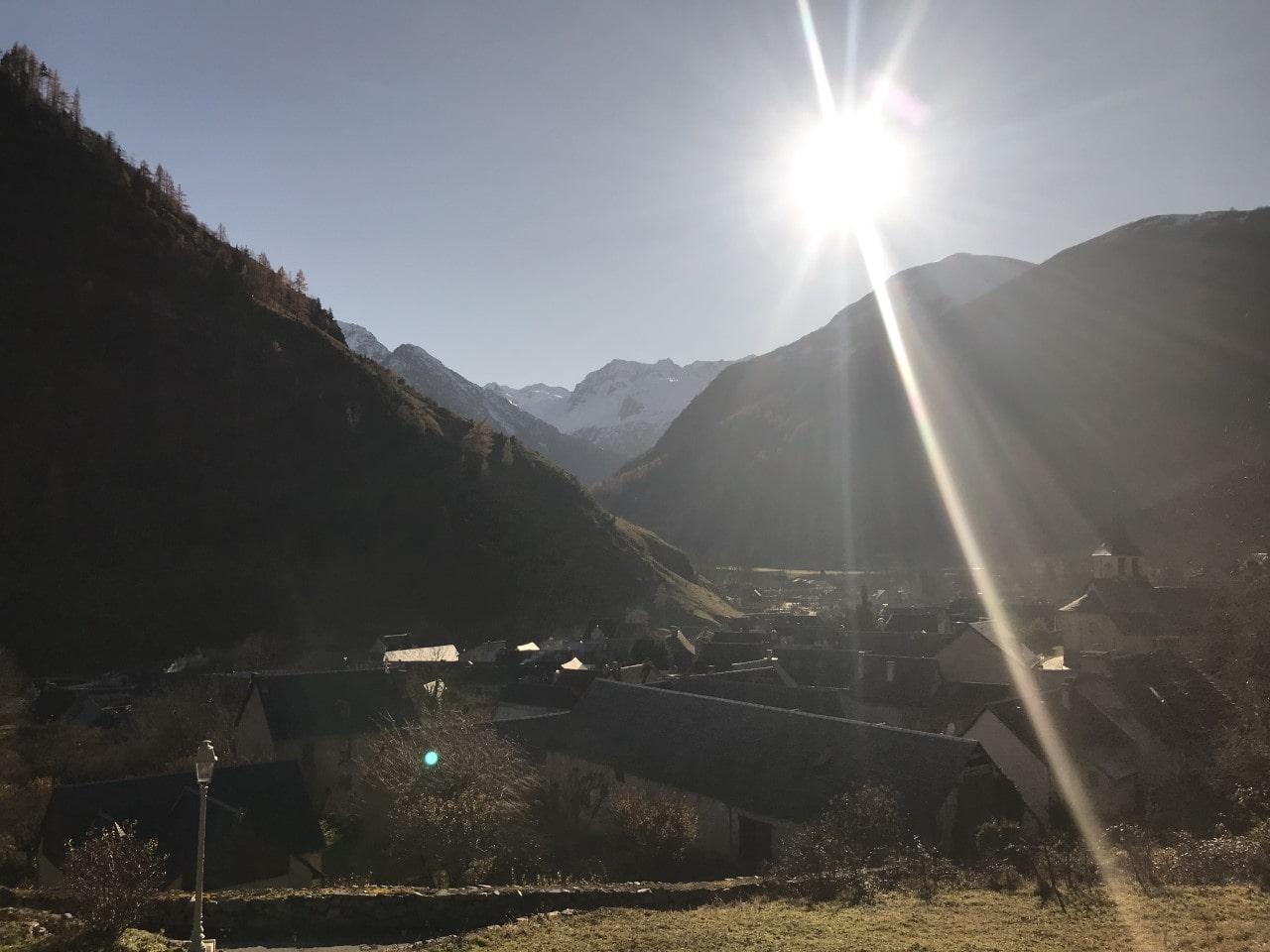 vue du village de Oô min