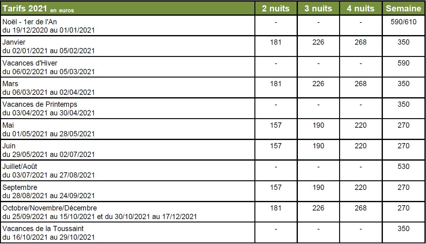 tarifs 2021 espingo min